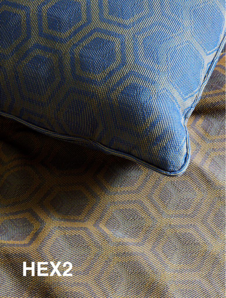 Hex2 Ilorom Fabric